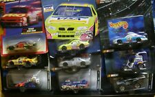 9 NEW HOT WHEELS RACING PIT CRUISERS TEST TRACK PRO 2001 SPECIAL EDITION MISC.