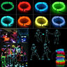 Neon Light Sign Pub Wall Decor Artwork Gift LED Flexible Glow EL Strip Wire Rope