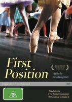 First Position DVD - BALLET Related Film
