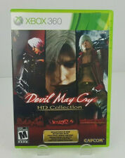 Devil May Cry HD Collection (Microsoft Xbox 360, 2012) Complete