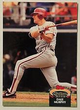 1992 Topps Stadium Club ##280 DALE MURPHY - Philadelphia Phillies - NM/Mint
