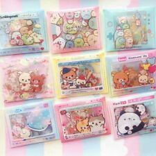 Kawaii Sticker Seal Flakes (Rilakkuma, Sumikko Gurashi, Jinbesan, Etc.)