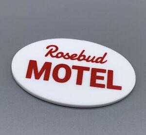 Schitt's creek Inspired Rosebud Motel Magnet.