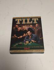 """""""TILT"""" Season 1 on DVD"""