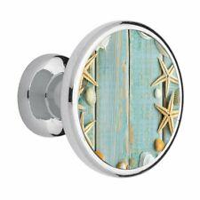 Starfish Seashell, Cabinet Knobs, Drawer Pulls, Kitchen Decor, Bathroom Decor,