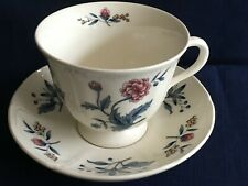 Wedgwood Potpourri tea cup & saucer (some minor flaws)