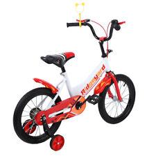16Zoll Kinderfahrrad Kinder Fahrrad Kids Bike Fahrrad mit Stützräder Lauflernrad