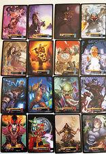 World of Warcraft WoW TCG Heroes of Azeroth German Hero deck All 16 Heroes!