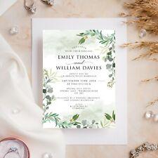 Wedding Invitations Day/Evening Sample Orders