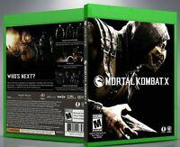 Mortal Kombat X - Microsoft Xbox One