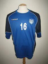 Ethnikos Latsion PLAYER WORN Cyprus football shirt soccer jersey Kappa size XL