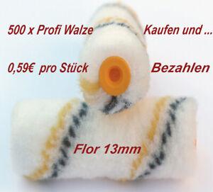 500 x Profi Rollen 10cm Gelcoat 2K-Epoxidharz Boot Antifouling GFK Epoxidharz