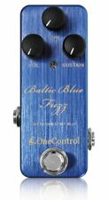 One Control Baltic Blue Fuzz BJF Series FX Guitar Effects Pedal