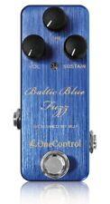 One Control Baltic Blue Fuzz BJF Series FX Guitar Effects Pedal