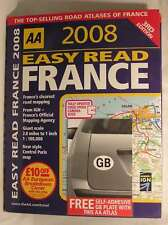 Easy Read France (AA Atlases), , New Book