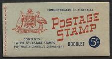 Australia - 1960 - 5/ Booklet - Sg# Sb35 - Pfeffer B62Ae - Edition 1/1960