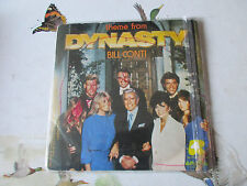 Bill Conti Theme From Dynasty/Falcon Crest  7″ Arista – ARS 37093 Italy 1982