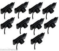 10x Agrafes U-clips pour moulure pare-choc Mazda MPV Toyota Corolla Verso