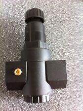"Master Pneumatic - Detroit   R180-12W Regulator   1 1/2"" BSPP"