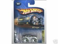 Hot Wheels 2005 First Edition FE 031 Blings Chrysler 300C Grey Lights