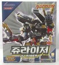 Konami Genseishin The Justirisers - JU RISER (Korea Ver)