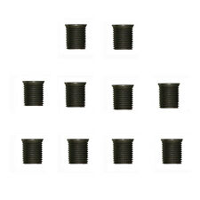 Time Sert 03825 3/8-24 x .350 Carbon Steel Insert - 10 Pack