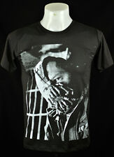 Dark T-Shirt Bane Tom Hardy Movie Punk Rock Crew Tee Size S