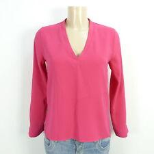 ZARA Bluse Tunika Pink Gr. XS 34