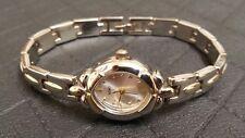 MWI Bicolor Damen Armbanduhr Quartz Neuwertig