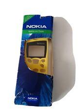 Original Nokia 5110 5130 Xpress-on Cover   Frontcover   Oberschale Gelb NEU
