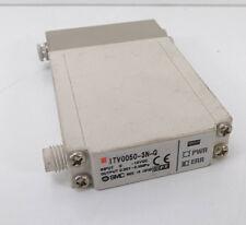 SMC ITV0050-3N-Q Elektropneumatischer Regler