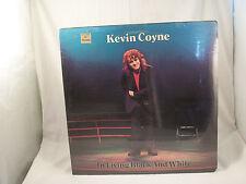 KEVIN COYNE In Living Black and White SEALED 1976 US Virgin 34757 NM vinyl