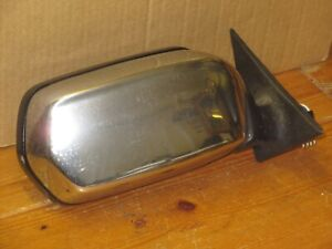 CLASSIC BMW E23 732 DOOR WING MIRROR (DRIVER SIDE RIGHT OS) GENUINE, LATE 1970s