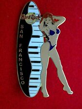 HRC Hard Rock Cafe San Francisco Summer Surfer Girl Series 2003 LE1000