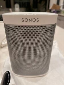 Sonos PLAY:1 Wireless Speaker (White)