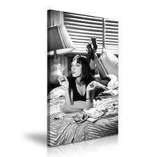 Mia Wallace Gun Pulp Fiction Classic Movie Modern Canvas Print Wall Art ~ 5 Size