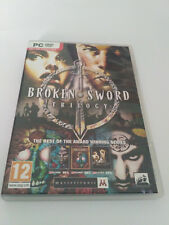 Broken Sword Trilogy Pc Dvd Rom Mastertronic Revolution