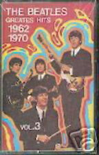 .K7PL1 THE BEATLES K7 AUDIO - 1962-1970 GREATEST HITS 3