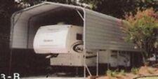 RV Cover 12 X 26 Carport w/ J-trim -Serving Ntn-wide- Prices vary- FREE INSTALL!