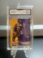 1996-97 Skybox Premium #203 Kobe Bryant RC Rookie HOF PSA GMA 8.5 NM-MT+ 🔥📈