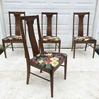 Mid Century Dining Chairs by Broyhill  Set of 4