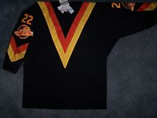 Mitchell & Ness 1982 Tiger Williams throwback size 56 3xl new retail 300$