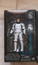 "Star Wars  Black Series Blue 6"" Hasbro Han Solo Stormtrooper"