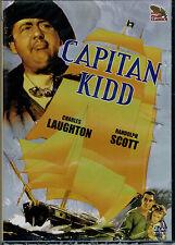 El capitán Kidd (Captain Kidd) (DVD Nuevo)