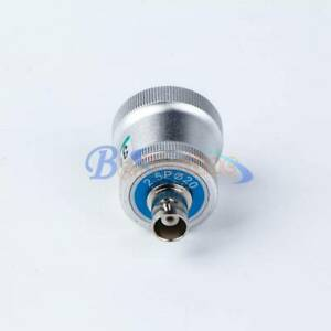 2.25Mhz,20mm Straight Transducer Sensor Probe Ultrasonic Device Flaw Detector