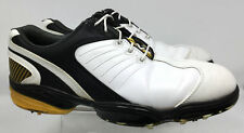 FootJoy Flex Zone Men's Golf Shoes Size 9m White