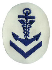 KRIEGSMARINE Administration Senior NCO COMMERCE BADGE - WW2 REPRO patch