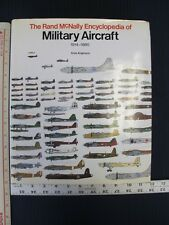Rand McNally Encyclopedia of Military Aircraft 1914-1980 Enzo Angelucci 546pg