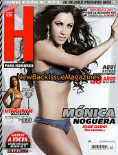 Spanish H Para Hombres 9/08,Monica Noguera,September 2008,NEW