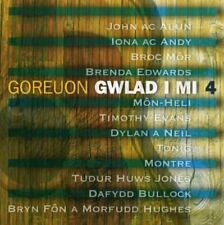Goreuon   Gwlad I Mi 4 [CD]